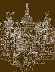 Paris- David Bushell