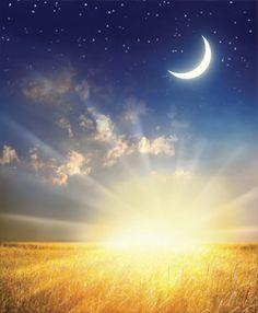 Sol e Lua/ Dia e Noite