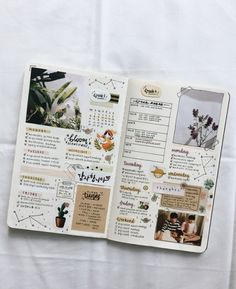 I really like this idea for a bullet journal or just journaling.