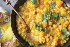 Pea Recipes, Veggie Recipes, Vegetarian Recipes, Healthy Recipes, Veggie Food, Healthy Food, Yellow Split Pea Recipe, Yellow Split Pea Soup, Easy Cooking