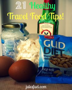 Traveling? You won't miss a bit with these healthy travel tips and tricks!