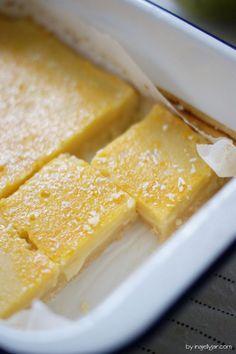 Tropische Puddingschnitten mit Mango & Ananas | Hula!