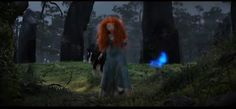 Colorful Animation Expressions: BRAVE - Part I: Traces of Miyazaki