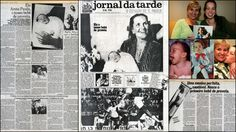 7      October 1984: born the first test tube baby in Brazil.
