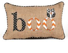 Glory Haus 'Boo' Pillow