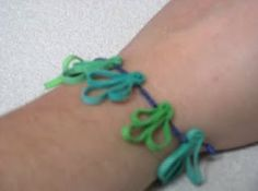 Rubberband bracelet