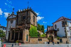 Casa e Capela dos Coímbras  Braga, Portugal