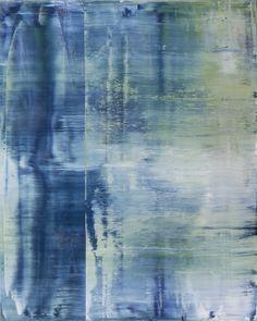 "Saatchi Online Artist: Koen Lybaert; Oil 2013 Painting ""abstract N° 756"""