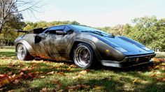 The Man Who Spent 17 Years Building The Ultimate Lamborghini Replica In His Basement Wants To Sell It