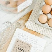 My Neat & Natural Pantry: Free Pantry Printables