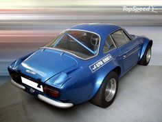 1961-1973 Renault Alpine A110 picture - doc148649