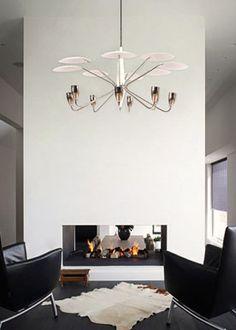 peggy unique ceiling dining vintage lamp