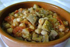 Desde las Sierras de Castril (Granada), este sencillo potaje lleno de sabor