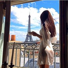 Paris morning