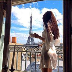 Paris Mornings | denim & donuts
