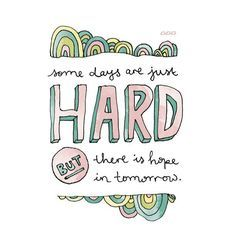 Some Days are Hard No MatterYour Success. — FORWARD FITNESS