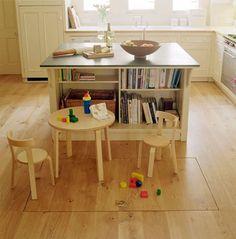 trapdoor in the kitchen floor: spiral wine cellars | spiral wine