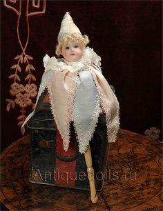 Старинная кукла Armand Marseille