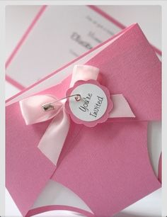 Doing these for my baby shower  (There super cute)<3 :D