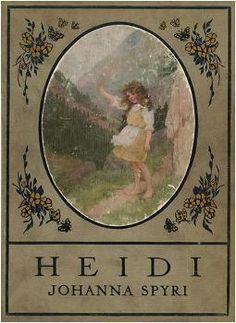 Heidi.. Edición 1880