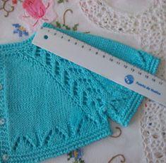 Blog Abuela Encarna Crochet Bikini, Knit Crochet, Doll Patterns, Baby Knitting, Bikinis, Swimwear, Shawl, Stitch, Sweaters