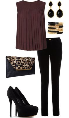 """Ow, You're Giving Me A Heart Attack"" by lauranicole035 on Polyvore"