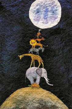Menuda Tribu: ¿A qué sabe la luna?