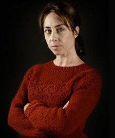 They'll make a Killing: Scandinavian knitwear company releases two jumper designs worn by unlikely style icon Sarah Lund in the cult detective drama Jumper Designs, Jumper Patterns, Knitting Patterns, Lund, Student Fashion, Detective, Lady In Red, Knitwear, Drama