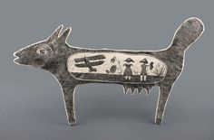 The Animal Inside/ Drawing/ Sculpture/ Mixed Media on Behance Ceramic Animals, Ceramic Art, Fabric Animals, Aboriginal Art, Outsider Art, Textiles, Animal Sculptures, Soft Sculpture, Medium Art