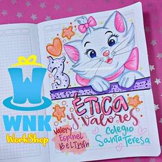 Bullet Journal Writing, Bullet Journal School, Bullet Journal Ideas Pages, Doodle Quotes, School Organization Notes, Disney On Ice, School Notebooks, Hand Lettering Fonts, Paint Cards