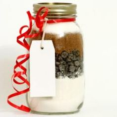 Handmade holiday gifts make sense--and cents! Try these recipes for brownies in a jar, cookies in a jar, bath salts and more.