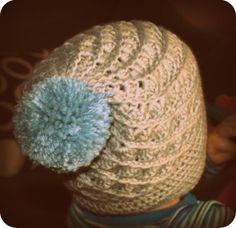 Slouch Beanie in NZ Merino by crochetbirdienz on Etsy, $45.00