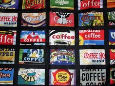 cool coffee labels  : )
