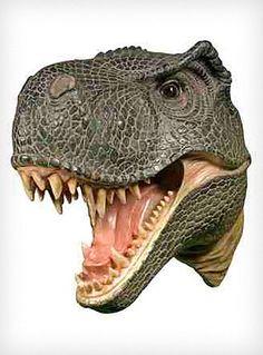 T-Rex Attack Plaque Wall Decor | PLASTICLAND