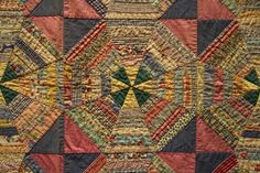 """fjellblomst: """"Collection of 1930s quilts on display at the Quilt Odyssey 2013 in Hershey, PA. """""""