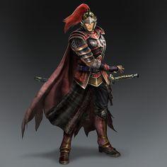 Dynasty Warriors 8: Empires - Zhou Tai