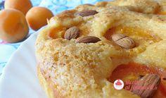 Torta con albicocche senza lattosio realizzata con il bimby French Toast, Muffin, Bread, Breakfast, Food, Morning Coffee, Brot, Essen, Muffins