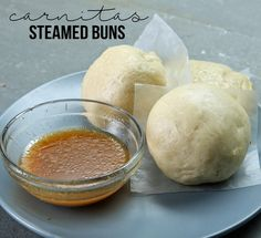 Carnitas Steamed Buns