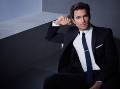 Matt Bomer, simply an OMG kinda guy - WOW! Have been addicted to White Collar since the first preview. The most gorgeous, talented, charming, and charismatic actor on TV today. Possibly ever - OH YEAH BABY! LOL! Plus, did you know he can sing too? He was on GLEE! Sigh...