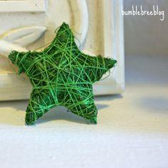 simple green star