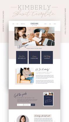 Spa Website, Coach Website, Website Services, Custom Website, Website Ideas, Site Web Design, Blog Website Design, Hotel Website Design, Portfolio Website Design