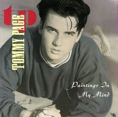 "Tommy Page. And why, you might ask is he here"" ""I'll be your everything."" With Jordan Knight"