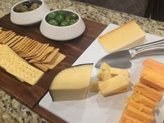 Mystery Lovers' Kitchen: Easy cheese platter ideas from author @AveryAames