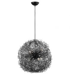 Fredrick Ramond - Ion 6 Light Pendant