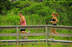 Watch HILL FIRE ISLAND NY exercise run running fit healthy Health fitness womens health     this the way to go