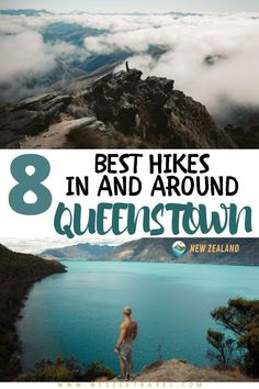 Queenstown is known as the adventure capital of New Zealand. What you might not know is that it's also a great place for hiking. Here are the 8 best hikes in Queenstown for adventure travelers!