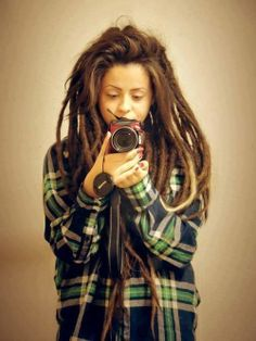 This is how my dreads are gonna be in a few years!