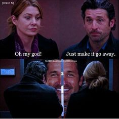 Meredith Grey and Derek Shepherd Mer❤Der Forever. Anatomy Humor, Greys Anatomy Funny, Greys Anatomy Episodes, Greys Anatomy Characters, Grays Anatomy Tv, Grey Anatomy Quotes, Grey's Anatomy Meredith, Meredith Et Derek, Lexie Grey