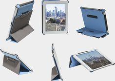 Touchfire Case for iPad mini $50 @ Touchfire.com Light Gray Color is sharp