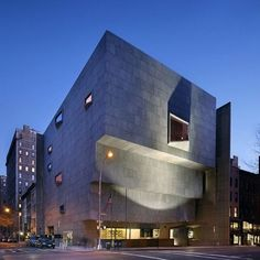 """Official photographs of The Met Breuer have been released ahead of its public opening this month.  New York-based Beyer Blinder Belle Architects & Planners sought to preserve the """"authentic patina of aging materials"""" in its subtle refurbishment of the former Whitney Museum.  The Met Breuer is the new temporary home for the contemporary and modern art collection of New York's Metropolitan Museum of Art (Met). Read the full story on dezeen.com/USA #architecture #NewYork #USA #museums #concrete…"""